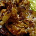Butaniku-no-shogayaki