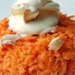 Gajar-ko-Halwa---Pudding-aux-carottes