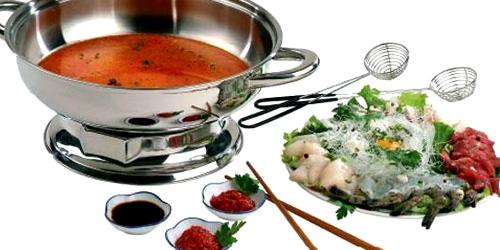 Yao hon fondue cambodgienne azizen cuisine d 39 asie et - Fondue vietnamienne cuisine asiatique ...