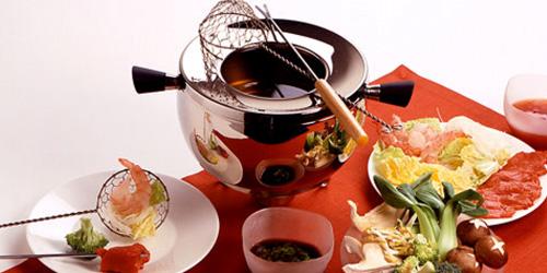 Fondue chinoise azizen cuisine d 39 asie et recettes asiatique - Fondue vietnamienne cuisine asiatique ...