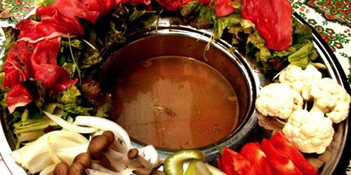 Lau bo fondue vietnamienne azizen cuisine d 39 asie et - Fondue vietnamienne cuisine asiatique ...