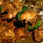 poulet kurma